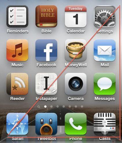 iPhone optimum