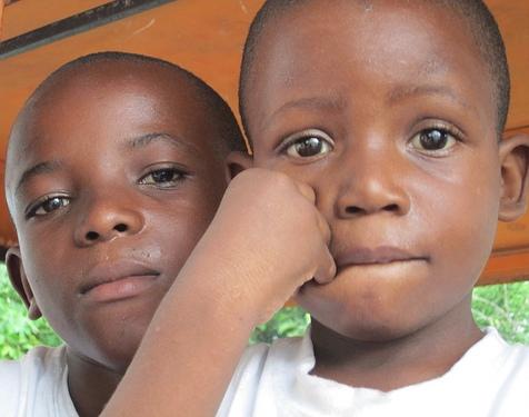 Haitian Twins