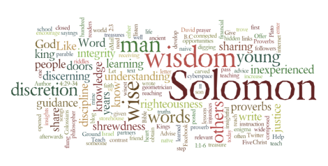 Wordle Solomon 750x380