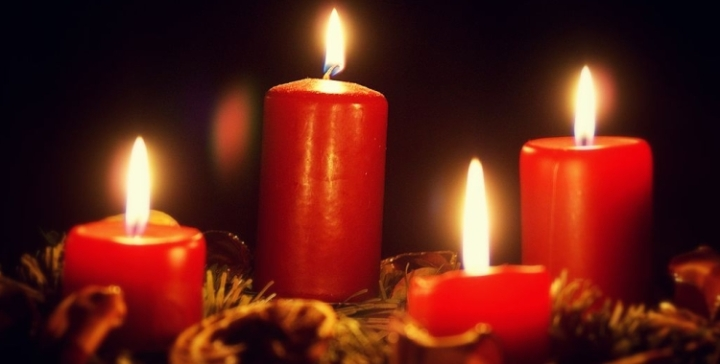 advent candles 750x380