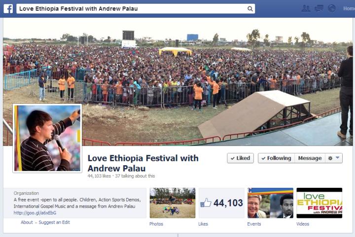 Love Ethiopia Festival