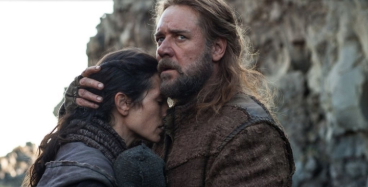Noah movie with Russell Crowe