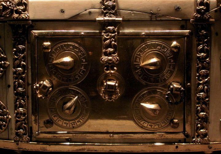 reliquary locks