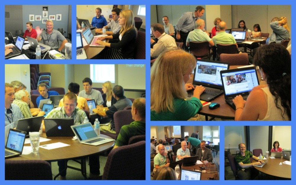 Digital Day of Outreach at Lake Hart