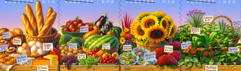 Farmers Market stamps 470x140