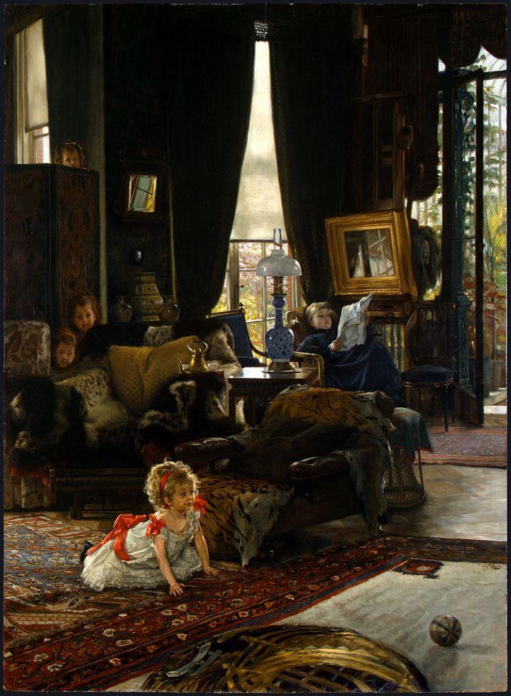 Painting circa 1877