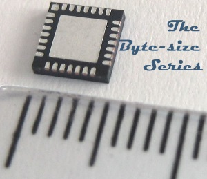 Byte-size series icon