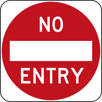 Australia no entry