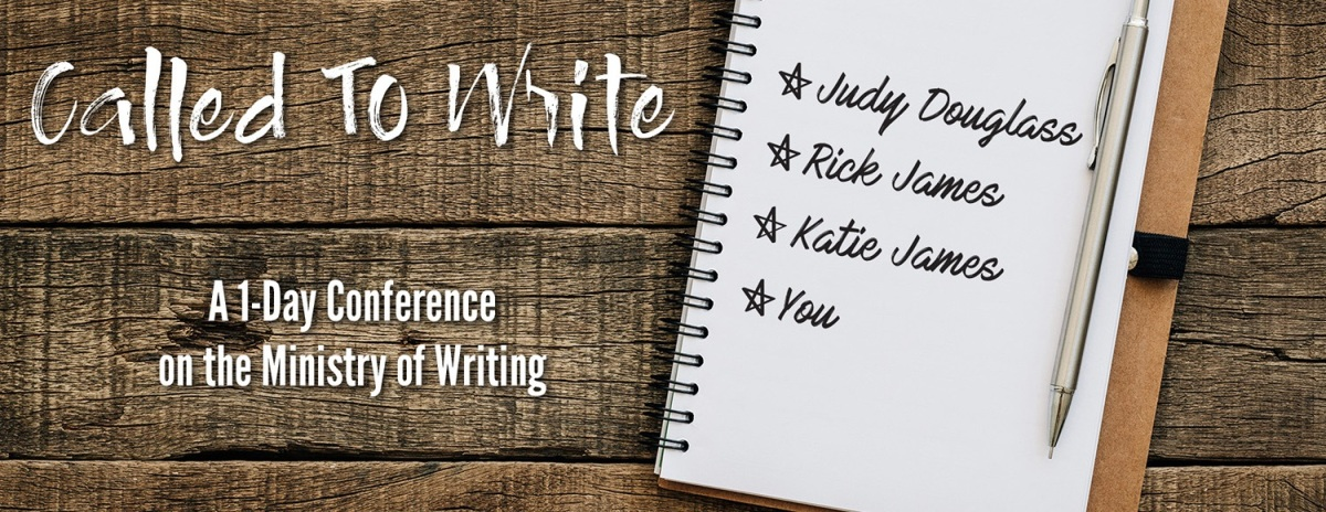 Join Us at the Called to Write Conference