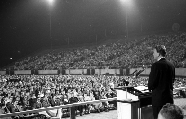 Billy Graham in Tallahassee